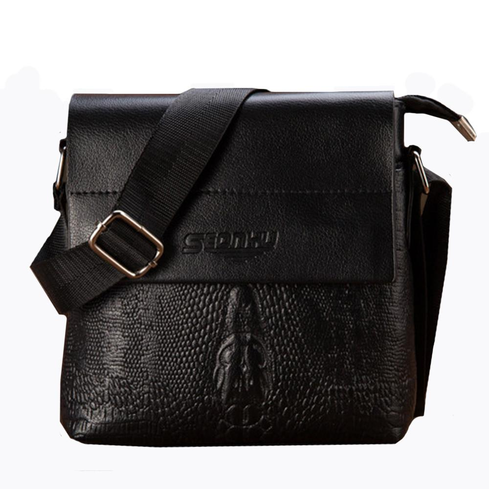 af5e398ab9 Leather Bag Messenger Business Men S Briefcase Designer Handbags High  Quality Multifunction Capacity Mens Single Shoulder Bags Handbags On Sale  Shoulder ...