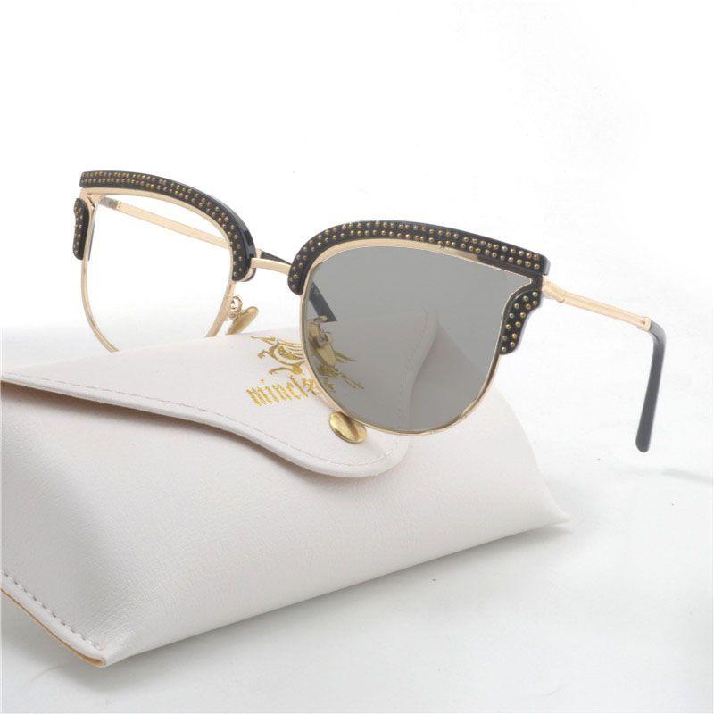 29ee5e9c30 Fashion Sun Photochromic Myopia Eyeglasses Optical Men Student Finished  Myopia Eyewear Prescription Glasses Frame with Box FML Eyewear Frames Cheap  Eyewear ...