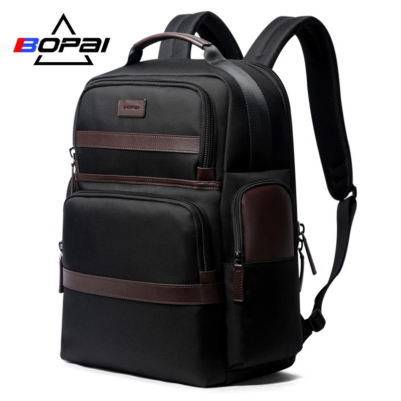 47c6ec2e67dd BOPAI Oxford Travel Laptop Men Backpack Casual Business Fashion Male Office  Work Back Pack Bags Big School Backpack for Male