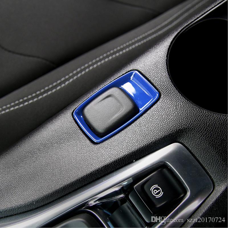 Chevrolet Camaro 2017 UP Araba Şekillendirme Oto İç Aksesuar için ABS Çakmak Çerçeve Dekoratif Trim