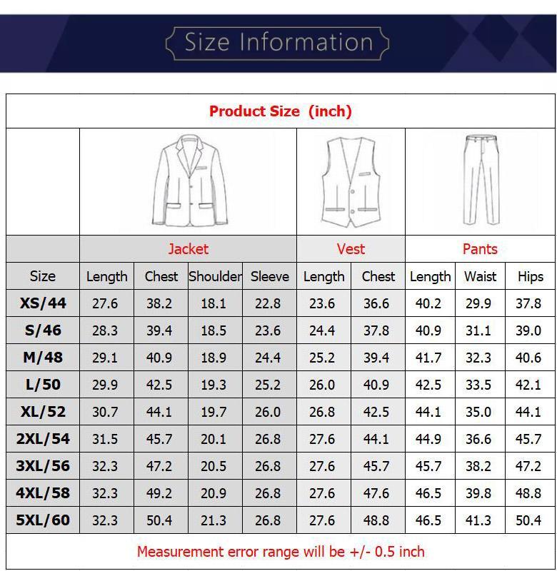 2019 NEW Fashion Homens Terno Slim Fit Homem Blazer Jacket Peaked Lapela Mais Recente Calças Casaco Projetos Traje Homme Formal Terno Masculino