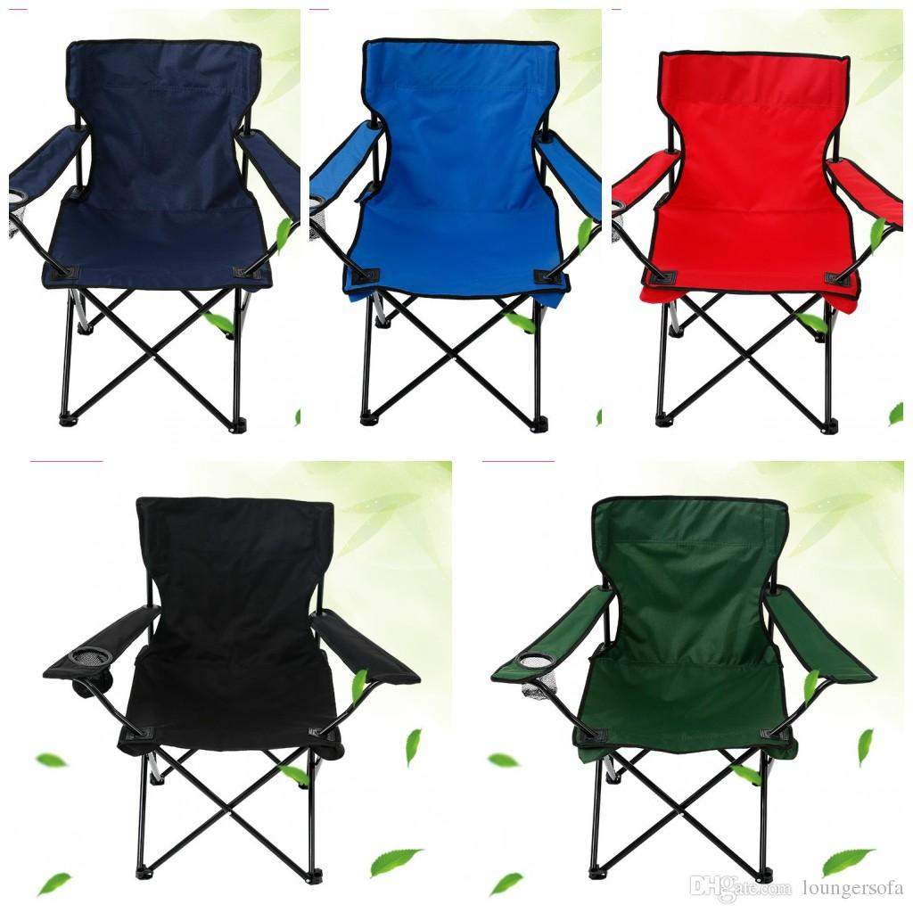 Leisure Folding Chair Thicken Waterproof Oxford Cloth Armchair Easy To Carry Outdoor Beach Chairs Convenient Five Colors 25lj B Best C& Chairs Cheap ...  sc 1 st  DHgate.com & Leisure Folding Chair Thicken Waterproof Oxford Cloth Armchair Easy ...