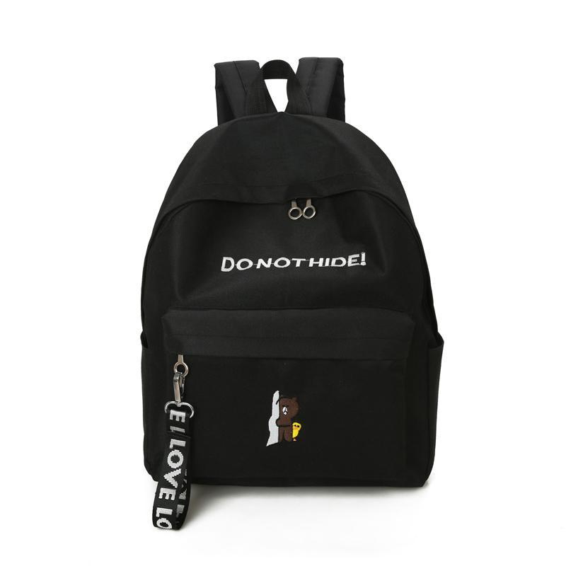 38d599fa02c9 Dropshipping Women Backpack High Quality Nylon Fashion Backpack For Teenage  Girls Daily Bookbag Casual Laptop Traveling Big Bag Rolling Backpacks  Backpacks ...