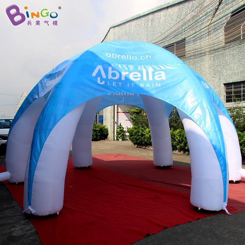 Customized Inflatable Spider Tent 6 Meters Dia. With Logo Printing/ Blow Up Gazebo Toy Tent Inside Play Tents Kids Tent For Sale From Jasmineer ... & Customized Inflatable Spider Tent 6 Meters Dia. With Logo Printing ...