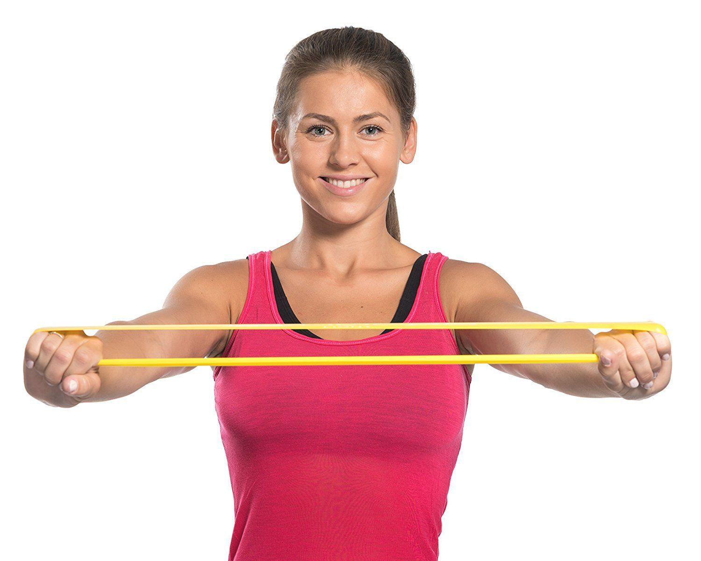 VENTA CALIENTE resistencia de látex natural banda de bucle culturismo ejercicio físico de alta tensión músculo gimnasio en casa para el tobillo de la pierna entrenamiento con pesas