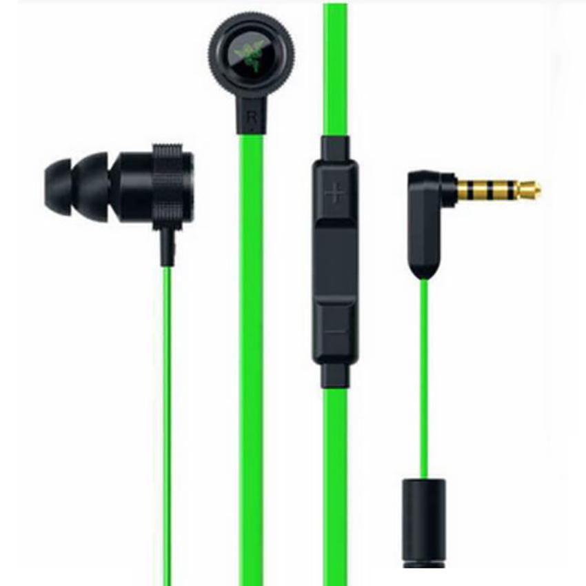 Razer Hammerhead Pro V2 Auriculares in-ear Auriculares buen sonido Con auriculares de micrófono Aislamiento de ruido Estéreo Bajo 3.5mm