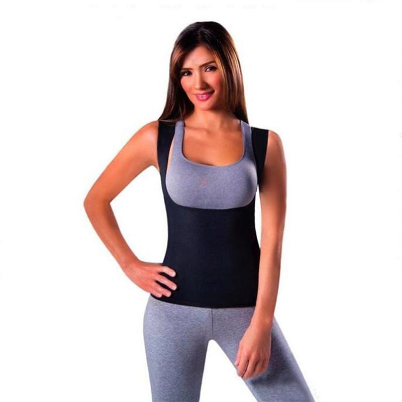Caldi body shapers in neoprene che dimagriscono vita trainer corsetto la perdita di peso fitness intimo shapewear maglia modellazione cinghia sudore