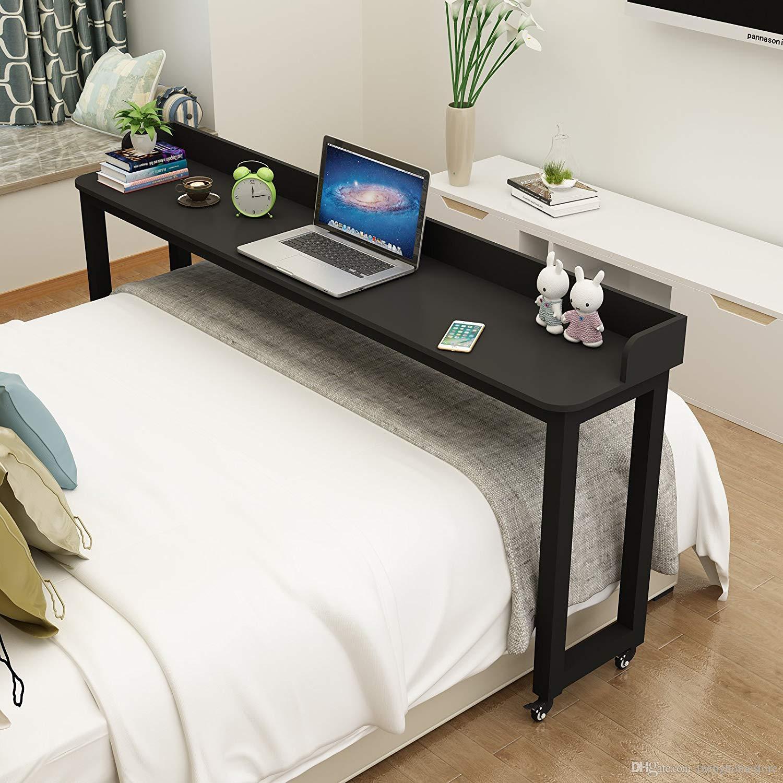 großhandel betttisch auf rädern rolling bed table Über dem bett