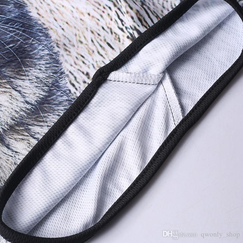 3D Print Custom Animal Cat Dog Design Balaclava Motorcycle Hat Cycling Cap Veil Snowboard Windproof Full Face Mask 9styles