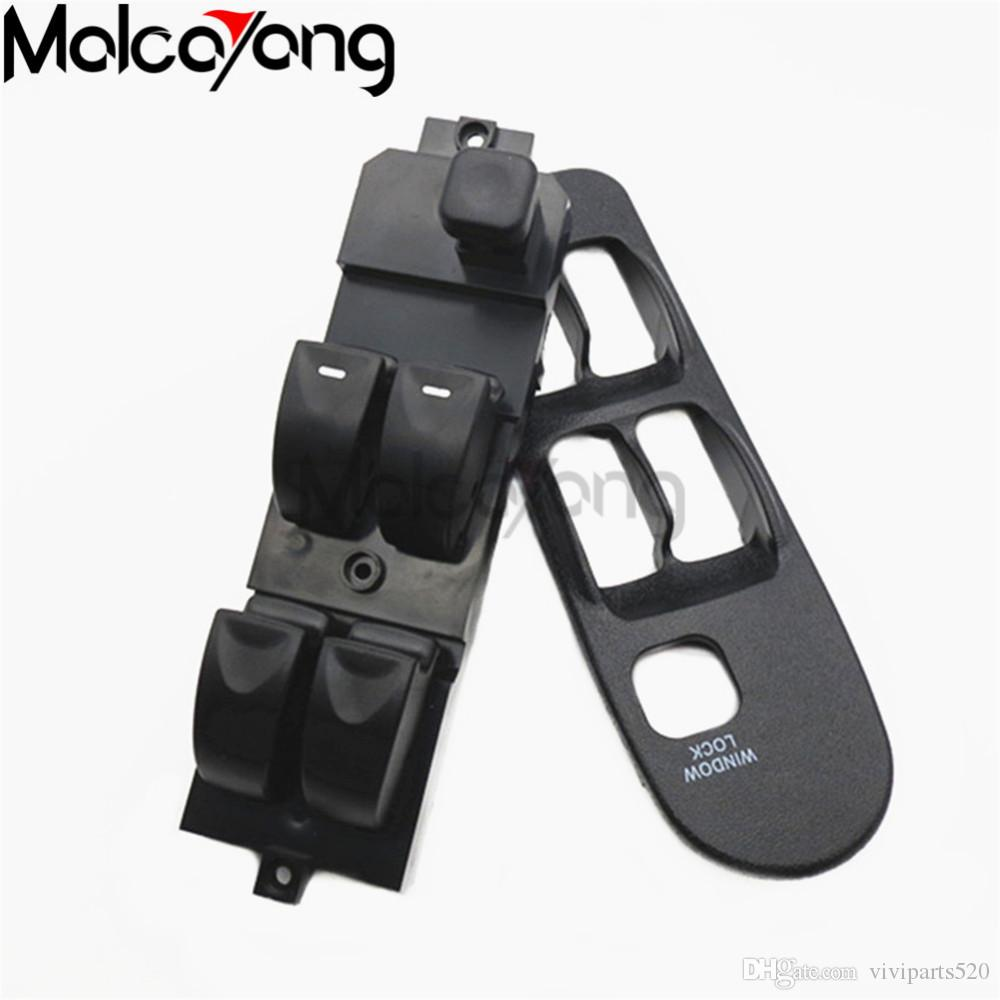 With panel MR740599 MR792851 Window Switch Front Left Right For Mitsubishi Carisma 5 Buttons For Mitsubishi Space Star