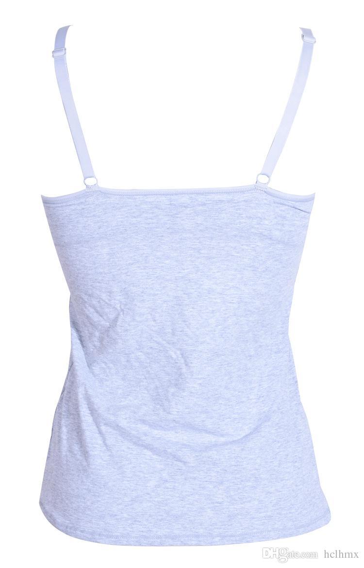 New Front fermeture haute qualité sans couture coton maternité soutien-gorge vêtements pour femmes enceintes allaitement soutien-gorge réservoirs camisole livraison gratuite