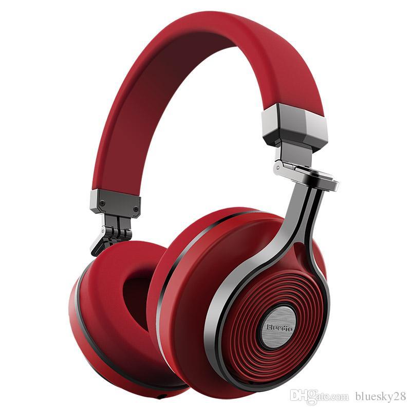 9fe364c29aa Red Bluedio T3 Wireless Bluetooth Headphone 4.1 Stereo Headset Microphone  Music Wireless Headphone Hot Sell Headhand Headset By DHL Wifi Headphones  Wireless ...