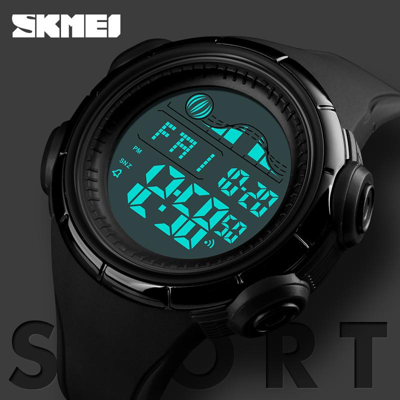 866abef7f2 SKMEI LED Digital Sport Watch Fashion Mens Watches Top Brand Luxury Sports  Watches Rubber Strap Waterproof Electronic Watch Men