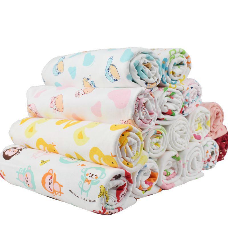 90cd716c82 Acquista Nuovo Arrivo 50 * 180 Cm Stampa Del Bambino Del Fumetto Tessuto In Jersey  Di Cotone Da Mezzo Metro Fai Da Te Abbigliamento Bambini Fare Tessuto A ...