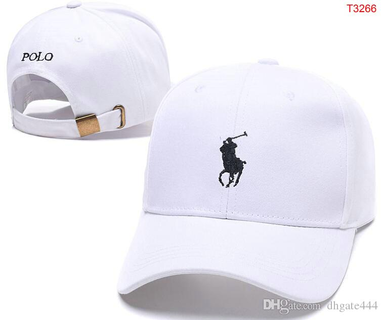 9e3e591d47c 2019 New Brand Cayler Sons POLO Caps Hip Hop Strapback Adult Baseball Caps  Snapback Solid Cotton Bone European American Fashion Hats 147 From  Dhgate444