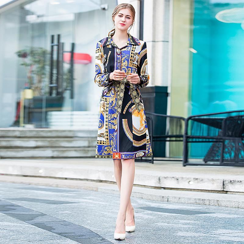 4a23002a67d Coat Runway High Quality 2018 Autumn New Women S Fashion Party ...