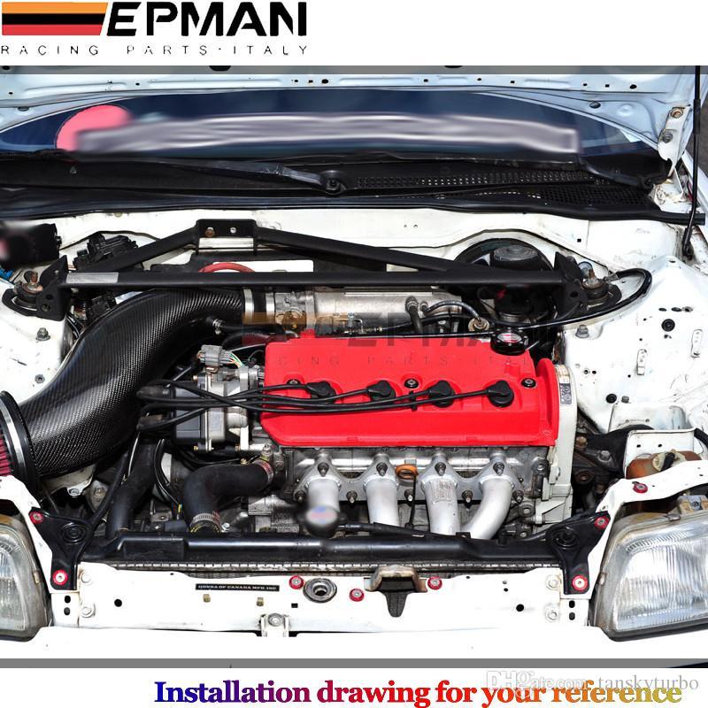 Kit di rondelle di copertura valvole EPMAN Honda D-Series rosso, dorato, nero, argento, blu, viola, verde, grigio EP-DP008