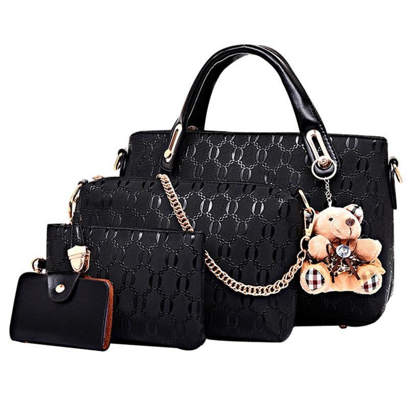 4f6bf6934 Handbag Women Bag Messenger Bags Handbags PU Leather Female ...
