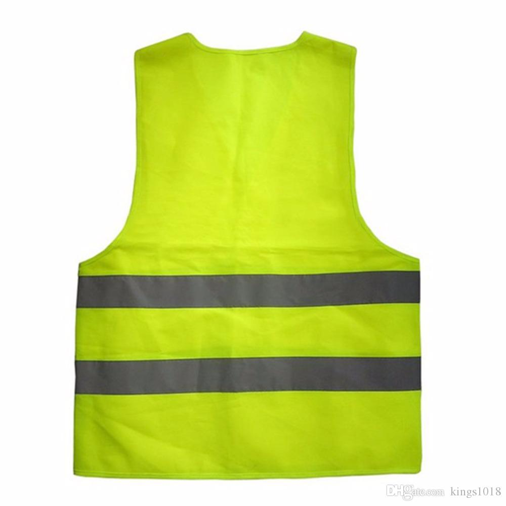 Safety Vest Traffic Fluorescent Light/ Mesh Vest Security & Protection