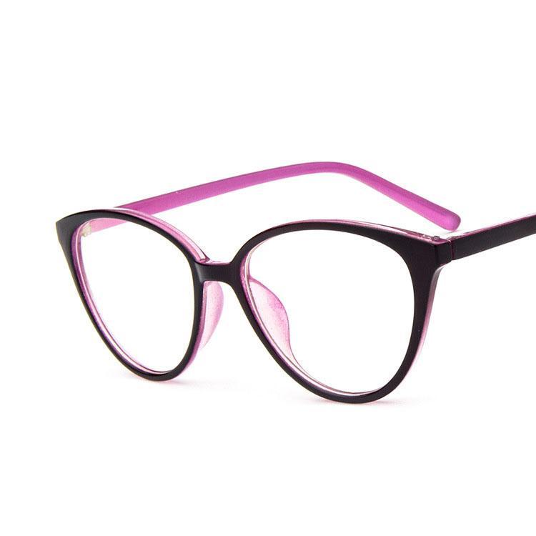 B Vintage Chat Eye Lunettes Cadre Femmes Mode Classique Cadre Miroir Femme  Marque Designer Optique Lunettes Oculos De Grau De  26.24 Du Tonic    DHgate.Com 70da1dce138b