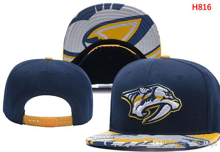 Wholesale New Arrival Nashville Hats Snapback Predators Caps ... 25f569699
