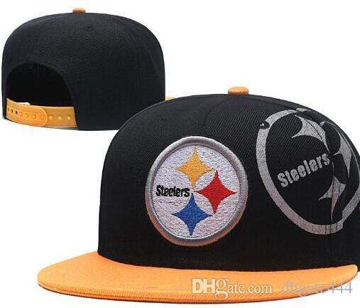4b320ec450b 2018 Fan s Store Pittsburgh Cap Hat Outlet Sunhat Headwear Snapback ...