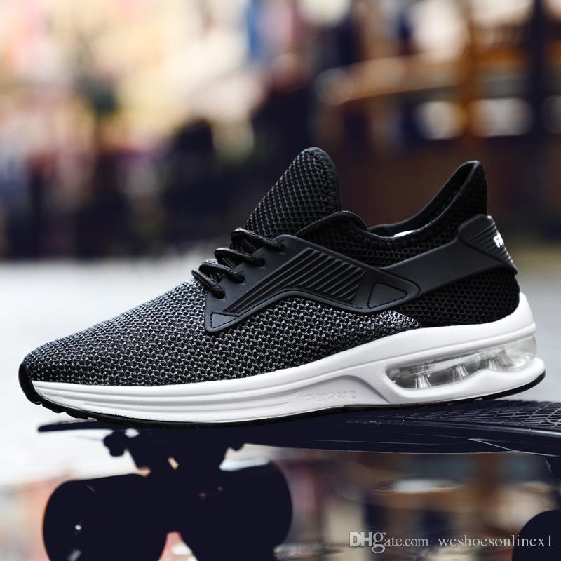 newest 81ebc 095a1 Nuevo 2018 De La Venta Caliente Tenis Zapatos Casuales Hombres Más El  Tamaño 35 47 Zapatos De Los Hombres Tejidos De Camuflaje Calzado Para Hombre  Zapatos ...