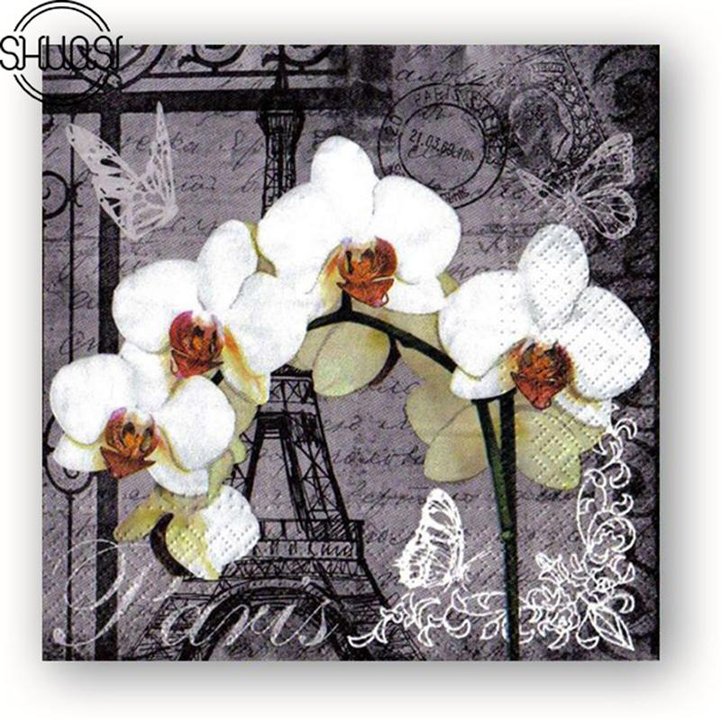 orchid painting hobby graceful tiny diamond gb s