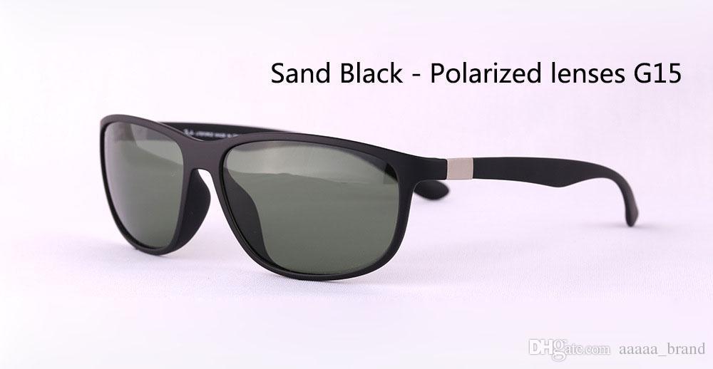 Marka Tasarım Polarize Güneş Gözlüğü Erkekler Kadınlar Sport sürüş gözlük Moda Vintage Güneş Perakende durumda ve etiket ile Retro Gözlük gözlük