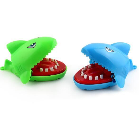 Eğlenceli Oyuncaklar Timsah Köpek Dinozorlar Diş Hekimi Bite Parmak Oyunu Komik Timsah Oyuncak Çocuklar için Hediye YH1178