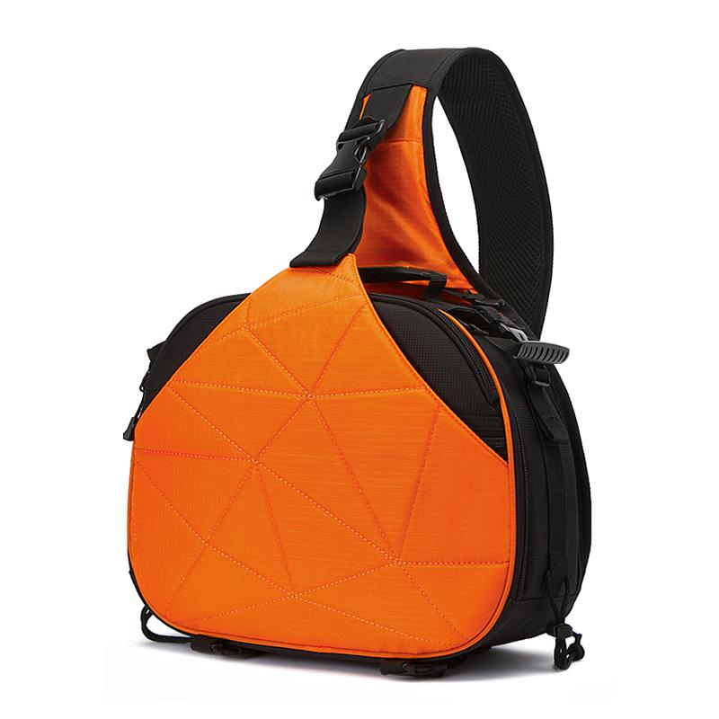 aa3c5b086e 2019 Fashion Multifunctional Photography Bag DIY Camera Backpack Waterproof  Nylon Material Tripod Suspensible Bag Raincoat Attach.