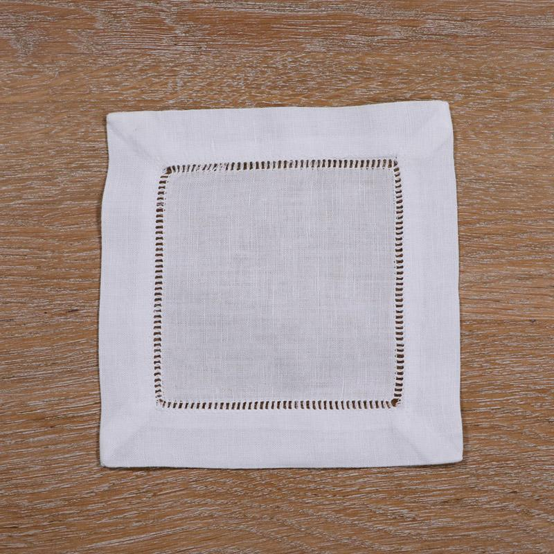 Responsible Embroidered Letter Table Napkin Home Kitchen Dish Bowl Wine Cup Towel Table Napkin Decor Useful Home Textile