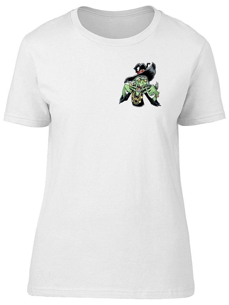 f3416a3198 Green Wicked Witch Women'S Tee Image By Shutterstock Cool T Shirts Online Funny  T Shirts Online From Lanshiren9, $11.61| DHgate.Com
