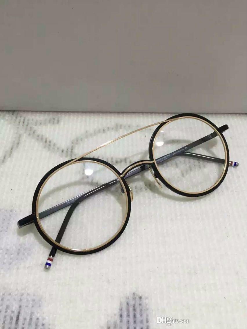 Compre Novos Óculos De Sol Quadros TB 108 Quadro Prancha Óculos De Armação  Restaurar Antigas Formas Oculos De Grau Homens E Mulheres Miopia Armações  De ... 73c8520ce5