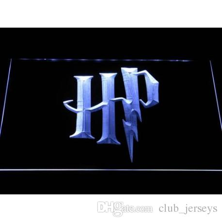 2018 Harry Potter Hp Logo Led Neon Sign Light Football Usa Sports Team  Custom Neon Signs Led Signs Design Your Own Bar Signs Drop Ship From  Club_jerseys, ...