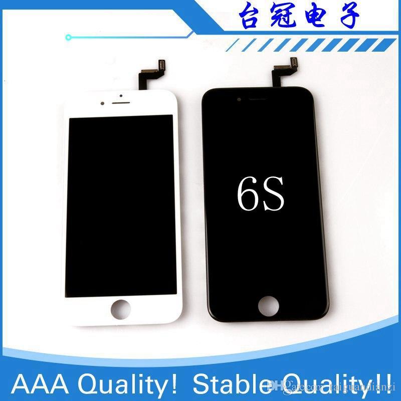 Para el iPhone 6 6S LCD con pantalla táctil de la fuerza del digitizador 3D Force No Pixel Muerto Envío Gratis