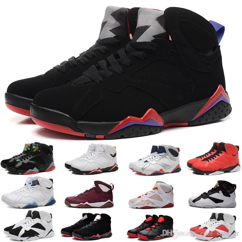 chaussures de séparation c1326 c45ec Chaussures de basket Nike Air Jordan 7 pour Homme