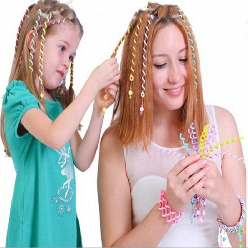 Diy Magic Tricks Interaction Hair Editor Manual Self Edited Hair