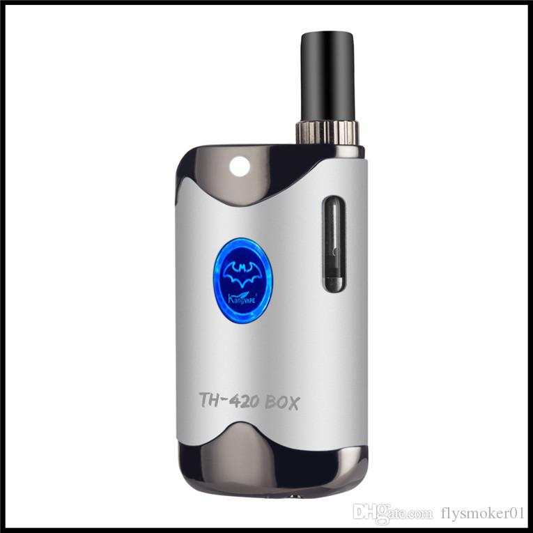 Bud touch e vaporizador de cigarrillos mod 510 hilo bobina de cerámica cartucho de vidrio vaping mod voltaje variable fumar 420 e fumar mod kit