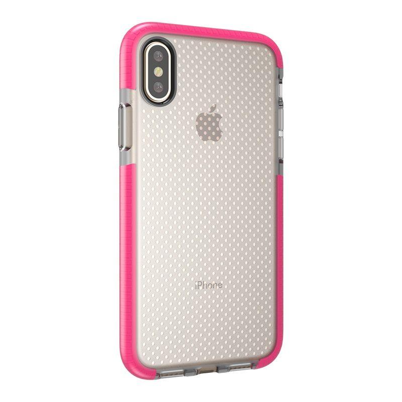 Модный дизайн Чехол Bling Soft TPU Футбольная текстура Чехол для iPhone X XS Max Xr 8 7 6 6S Plus S8 s9 plus Note8