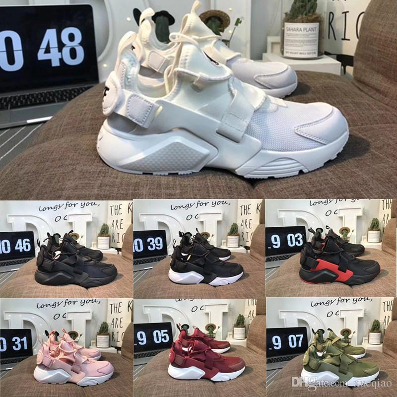 Huarache 5 Ultra BR Running Shoes Black White Huaarache V City Low Men's Women's Sports Shoes Sneakers Eur 36-45 buy cheap hot sale purchase cheap online free shipping find great clearance wholesale price VPxe1P