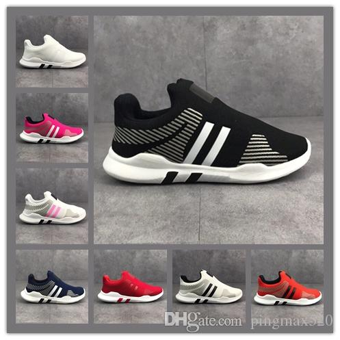 check out 5d31e b2886 Fashion designer Infant Kids trainers EQT Support Primeknit Running Shoes  for Baby BoyS and Girls Sports Children's Sneakers Size 22-35