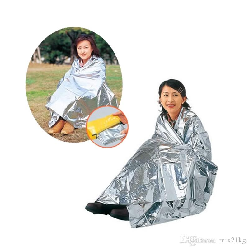 NEW LARGE STEROPLAST EMERGENCY FOIL BLANKET THERMAL Survival First Aid Camping