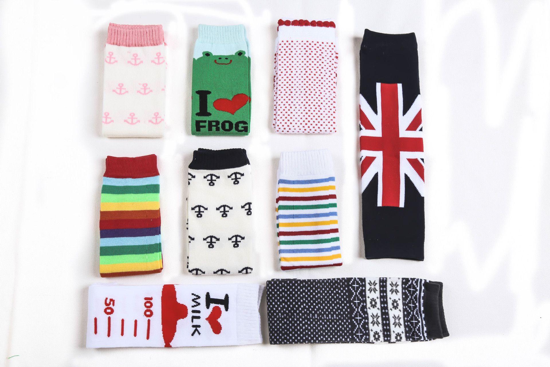 New Baby Christmas Legging Warmer Socks 2018 Baby Girls Clothing