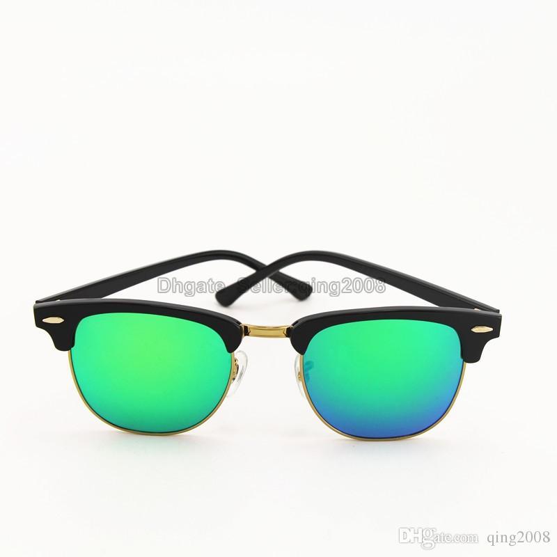designer green flash Lunettes de soleil Hommes Femmes Driving marque Txrppr UV400 Mode Nouveau Lunettes De Soleil feminin oculos de sol avec boîte