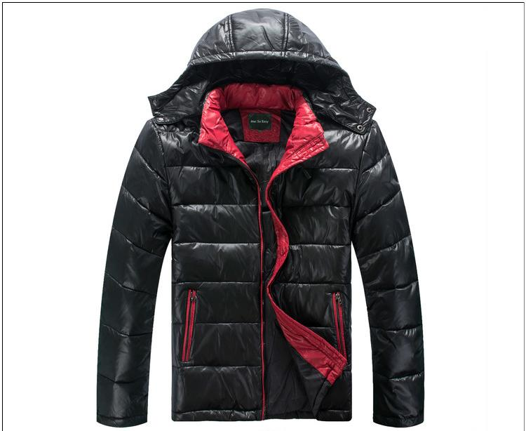 6a1b376f8 2019 Winter Warm Male Thickening Coat Men S Super Larger Jacket 180 ...