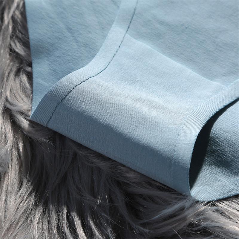 Cotton Underwear Women Sexy Cotton Panties Girls Seamless Briefs Low Rise Female Underpants Lingerie G String Calcinha