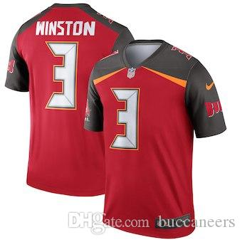 ec8cb0ac4 2018 3 Jameis Winston Jersey Mike Evans Tampa Bay Buccaneers Oj Howard Camo  Custom Color Rush American Football Jerseys Women Men Youth Kids Kits From  Us666 ...