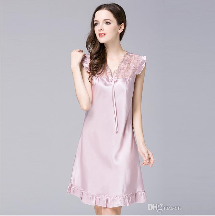 Donna Satin Short Satin Robe Kimono Accappatoio Floreale Pizzo Plus Size Peignoir Autunno Allentato Vestaglia Da Sposa Bagno Rosso XXL