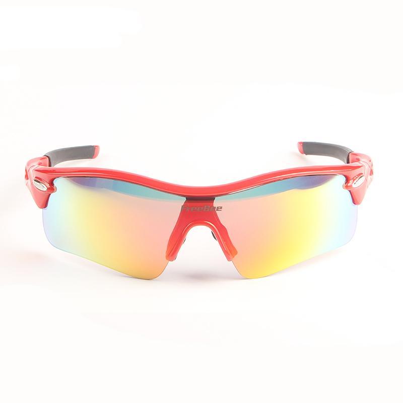 1705765f3e0 Cycling Glasses Polarized Bike Ciclismo Sunglasses 5 Lens Outdoor ...